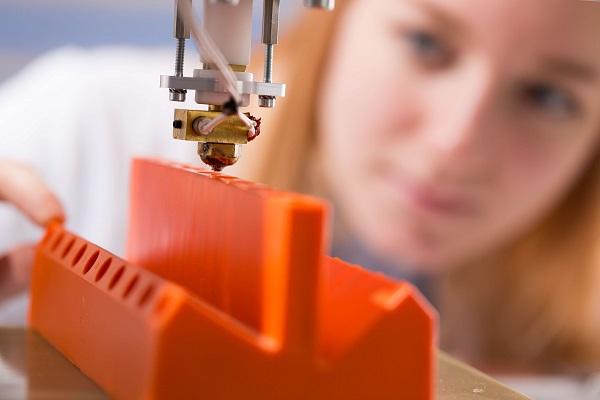 Revolution im Hausbau 3D Druck Haus Innovation